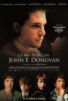 La mia vita con John F. Donovan (2018) Poster