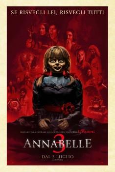 Annabelle 3 (2019) Poster