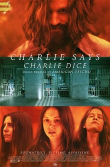 Charlie Says (2019) Poster