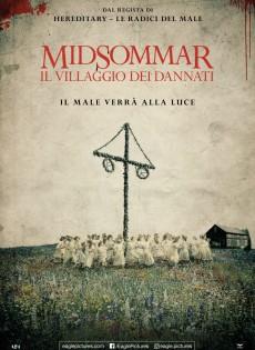 Midsommar - Il villaggio dei dannati (2019) Poster