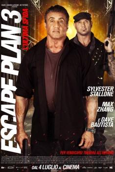 Escape Plan 3 - L'ultima Sfida (2019) Poster
