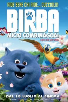 Birba - Micio Combinaguai (2019) Poster