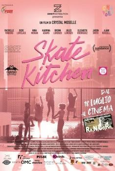 Skate Kitchen (2019) Poster