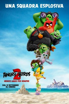 Angry Birds 2 (2019) Poster