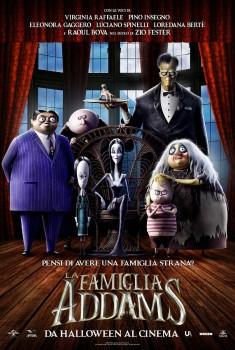 La famiglia Addams (2019) Poster