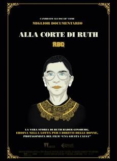 Alla corte di Ruth - RBG (2019) Poster