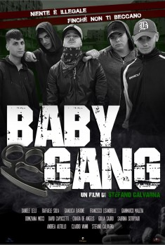Baby gang (2019) Poster