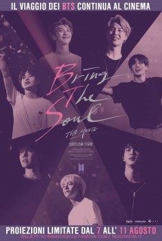 Bring The Soul: The Movie (2019) Poster
