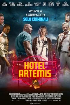 Hotel Artemis (2019) Poster
