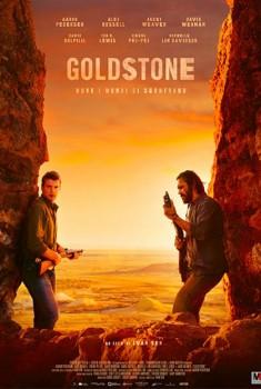 Goldstone - Dove i Mondi si Scontrano (2016) Poster