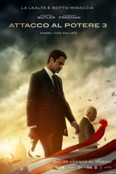 Attacco al Potere 3 (2019) Poster