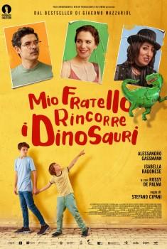 Mio fratello rincorre i dinosauri (2019) Poster