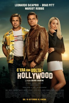 C'era una volta... a Hollywood (2019) Poster