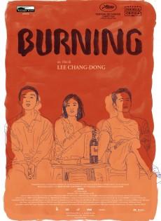 Burning - L'amore che Brucia (2018) Poster