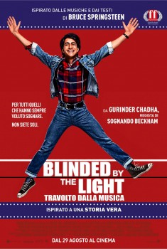 Blinded by the Light - Travolto dalla musica (2019) Poster