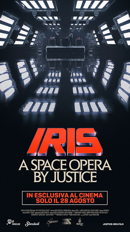 Iris: A Space Opera by Justice (2019) Poster