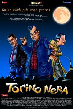 Torino Nera (2019) Poster