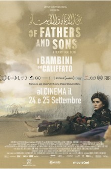 Of Fathers and Sons (2017) Poster