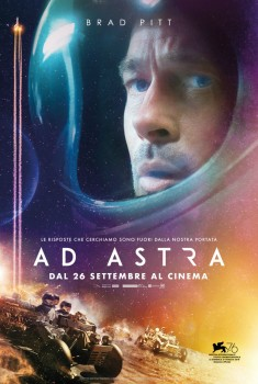 Ad Astra (2019) Poster