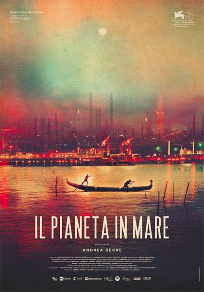 Il pianeta in mare (2019) Poster