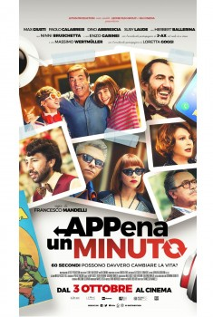 Appena un minuto (2019) Poster