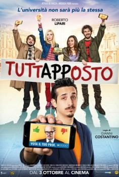Tuttapposto (2019) Poster