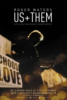 Roger Waters. Us + Them (2019) Poster