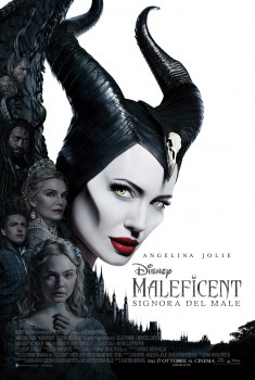 Maleficent 2 - Signora del Male (2019) Poster