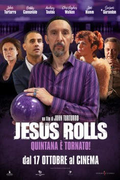Jesus Rolls - Quintana è tornato  (2019) Poster