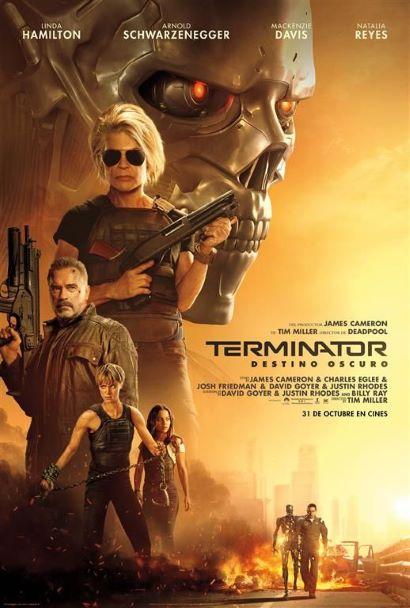 Terminator 6: Destino Oscuro (2019) Poster