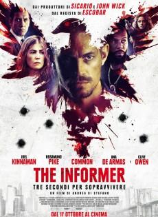 The Informer (2019) Poster