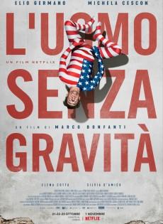 L'uomo senza gravità (2019) Poster