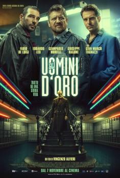 Gli Uomini d'Oro (2019) Poster