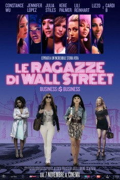 Le ragazze di Wall Street (2019) Poster