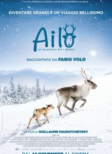 Ailo - Un'avventura tra i ghiacci (2019) Poster