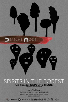 Depeche Mode: Spirits In The Forest (2019) Poster