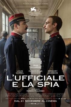 L'Ufficiale e la Spia (2019) Poster