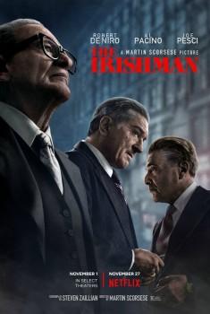 The Irishman (2019) Poster