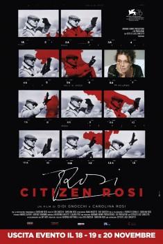 Citizen Rosi (2019) Poster