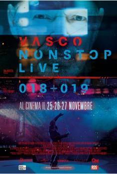 Vasco NonStop Live 018+019 (2019) Poster