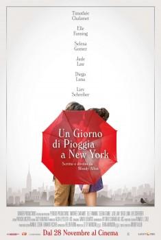 Un Giorno di Pioggia a New York (2019) Poster