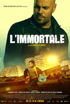 L'Immortale (2019) Poster