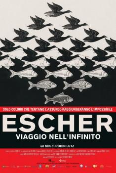 Escher - Viaggio nell'infinito (2018) Poster