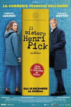 Il mistero di Henri Pick (2019) Poster