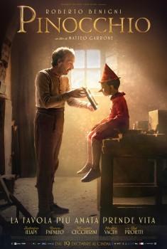 Pinocchio (2019) Poster