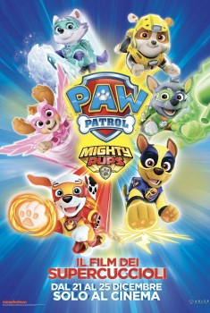Paw Patrol Mighty Pups - Il film dei super cuccioli (2019) Poster