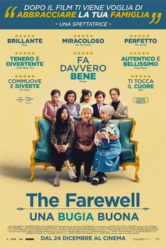 The Farewell - Una bugia buona (2019) Poster