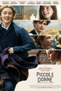Piccole Donne (2019) Poster