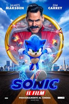 Sonic - Il Film (2020) Poster