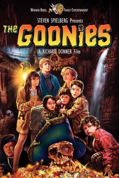 I Goonies (1985) Poster